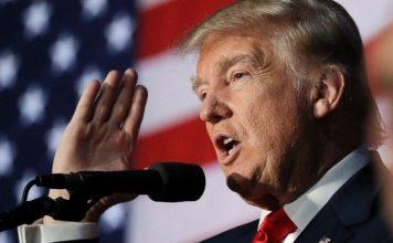 Donald Trump, US President