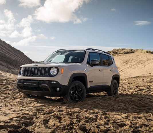Jeep Renegade, Desert Hawk, Jeep