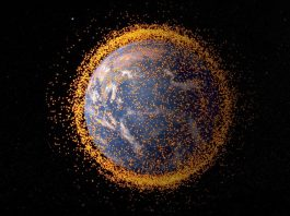 Space Junk, Satellites