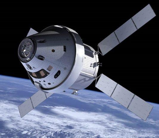NASA, Orion,
