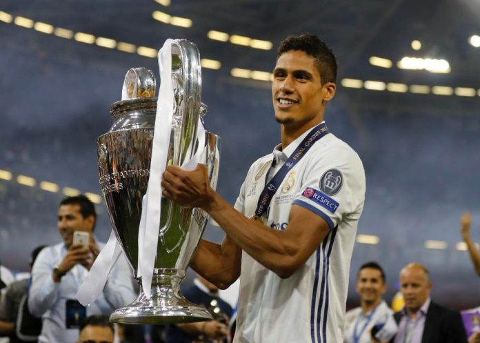 Manchester United is now about to sign Real Madrid defender Raphael Varane.