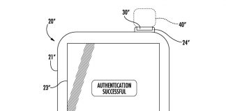 Power Button Fingerprint Sensor Patent