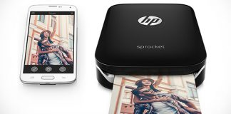 Print Your Pictures Instantly With New Hp Sprocket & Your Smartphone