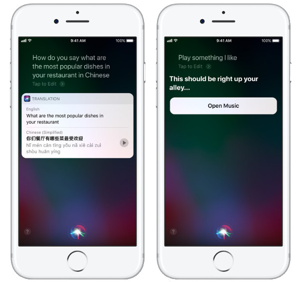 Apple iOS 2011 Features - More Intelligent Siri