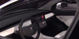 Tesla Model 3 leak