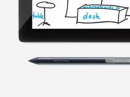 Wacom Releases Bamboo Ink and Bamboo Sketch Styluses for Windows 10 and iOS