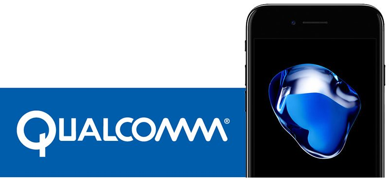 Qualcomm Sues Apple for Patent Infringement, Demands Ban on iPhone Imports in US