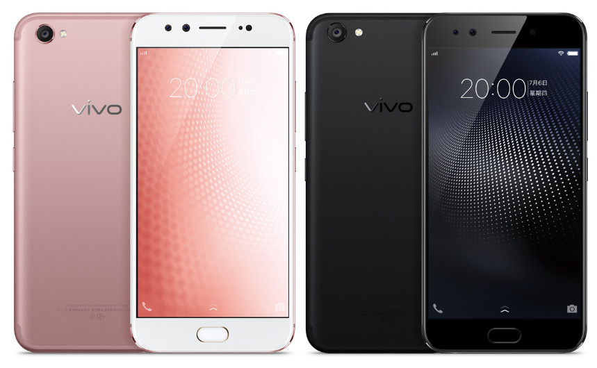 Vivo Launches X9s and X9s Plus Smartphones With Dual Front Facing Cameras