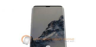 Samsung Galaxy S9 Fingerprint Sensor Inbuilt