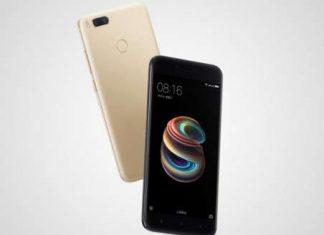 Xiaomi Mi A1- Dual Camera Phone