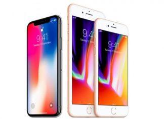 iPhones 2017