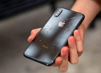 The Broken iPhone X