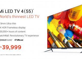 Mi LED TV 4
