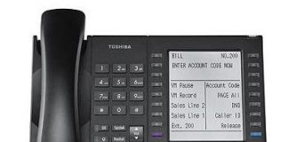VoIP office Telephone